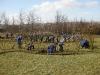 Ysgol Gynradd Cwrtnewydd - Living Willow Play Area - Test run
