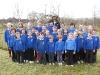 Ysgol Gynradd Cwrtnewydd - Living Willow Play Area - The team