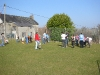 Living Willow Play Area by Living Willow Wales at Ysgol Llanweog - March 2009